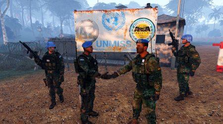 Mision Cooperativa con el Clan ArmaDos de España