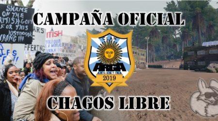Campaña Chagos Libre -VIII- Op. Cerco de Fuego