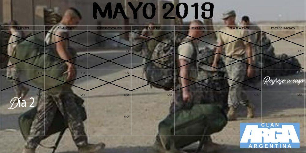 [Briefing] Regreso a Casa, Día 2 – Empujón