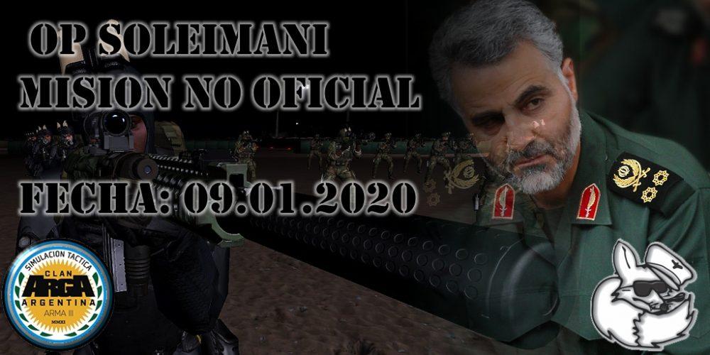 [Briefing] Op. Soleimani – Mision No Oficial