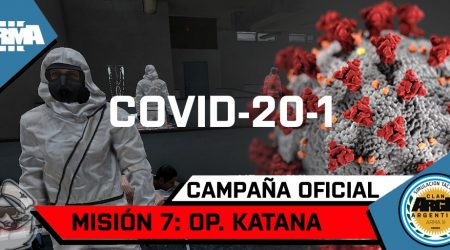 [Briefing] OP. Katana 2 – Mision Oficial