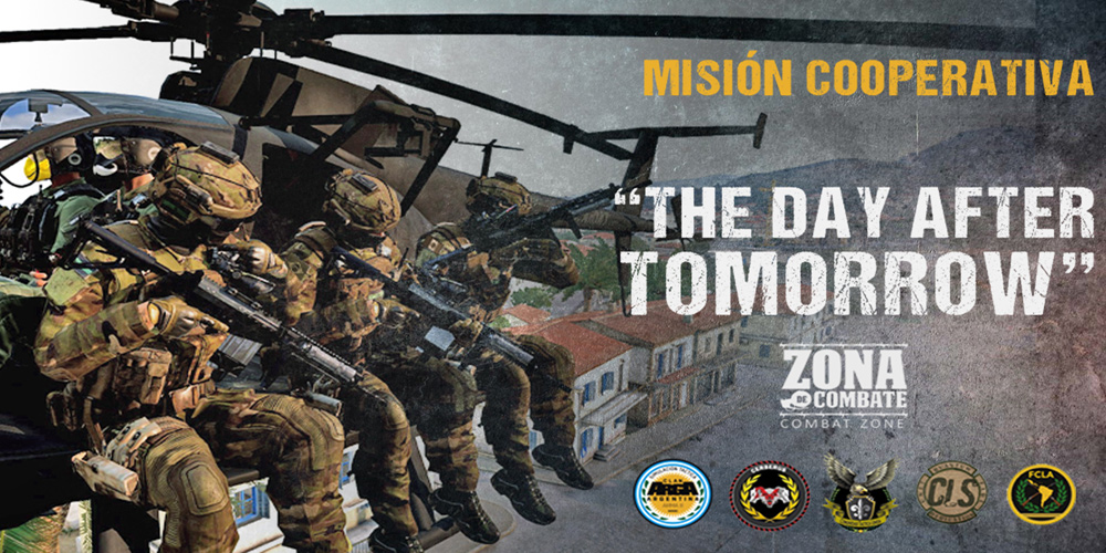 [Briefing] Operation The Day After Tomorrow – Mision Cooperativa