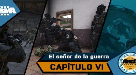 [Briefing] El Señor de la Guerra Capítulo VI – Mision Oficial