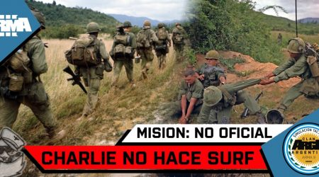 [Briefing] Charlie No Hace Surf – Mision No Oficial