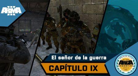[Briefing] El Señor de la Guerra Capítulo IX – Mision Oficial