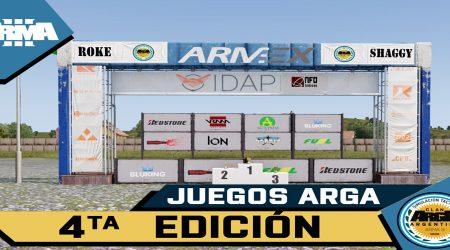 4º Juegos ArgA