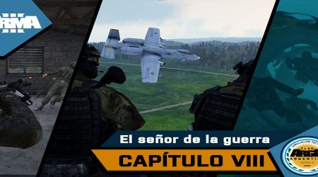 [Briefing] El Señor de la Guerra Capítulo VIII – Mision Oficial