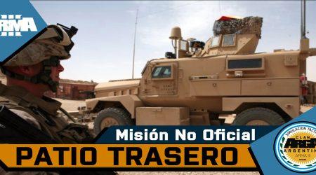 [Briefing] Patio Trasero – Mision No Oficial