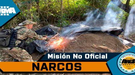 [Briefing] Narcos – Mision No Oficial