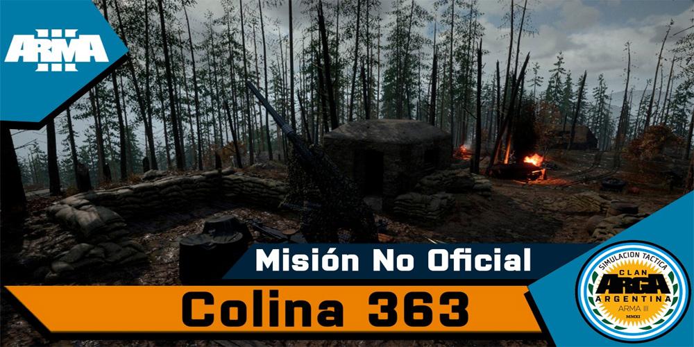 [Briefing] Colina 363 – Mision No Oficial