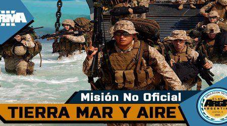 [Briefing] Op. Tierra Mar y Aire – Mision No Oficial