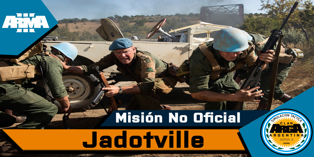 [Briefing] Jadotville – Mision No Oficial