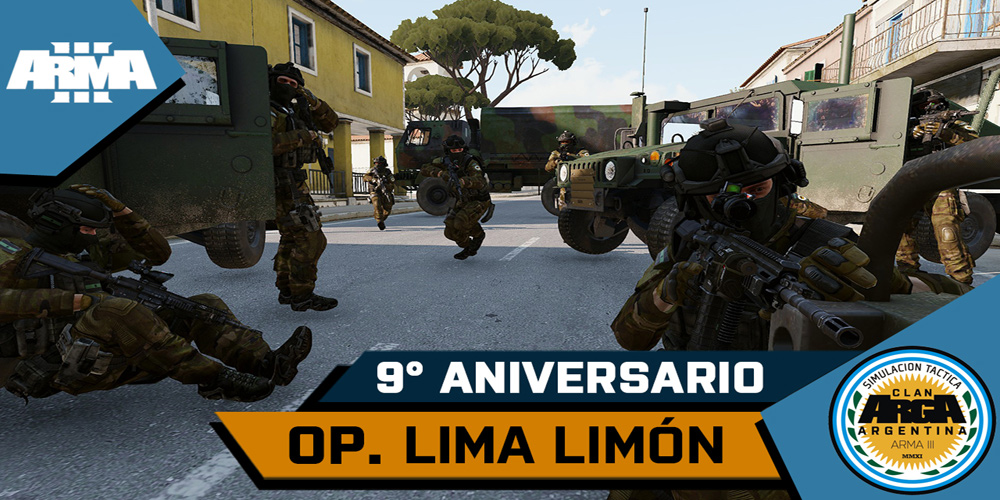 [Briefing] 9°Aniversario Lima Limón – Mision Oficial