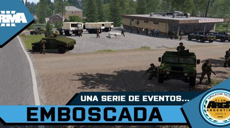[Briefing] Campaña USDE Emboscada – Mision Oficial