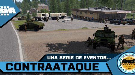 [Briefing] Campaña USDE Contraataque – Mision Oficial