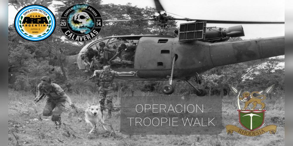 [Briefing] Troopie Walk – Mision Cooperativa Interclanes