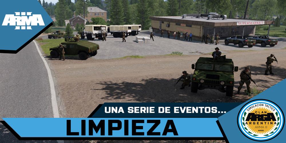 [Briefing] Campaña USDE Limpieza – Mision Oficial