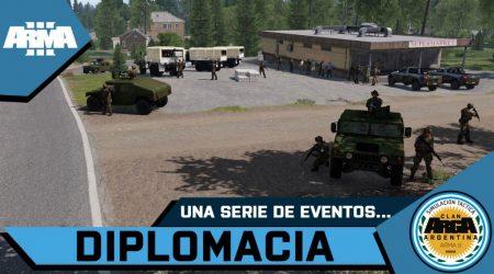 [Briefing] Campaña USDE Diplomacia – Mision Oficial
