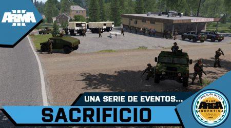 [Briefing] Campaña USDE Sacrificio – Mision Oficial