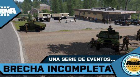 [Briefing] Brecha Incompleta Campaña USDE – Mision Oficial