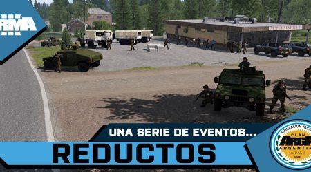 [Briefing] Campaña USDE Reductos – Mision Oficial