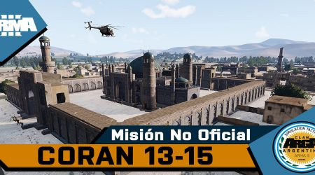 [Briefing] Coran 13/15 – Mision No Oficial