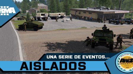 [Briefing] Campaña USDE Aislados – Mision Oficial
