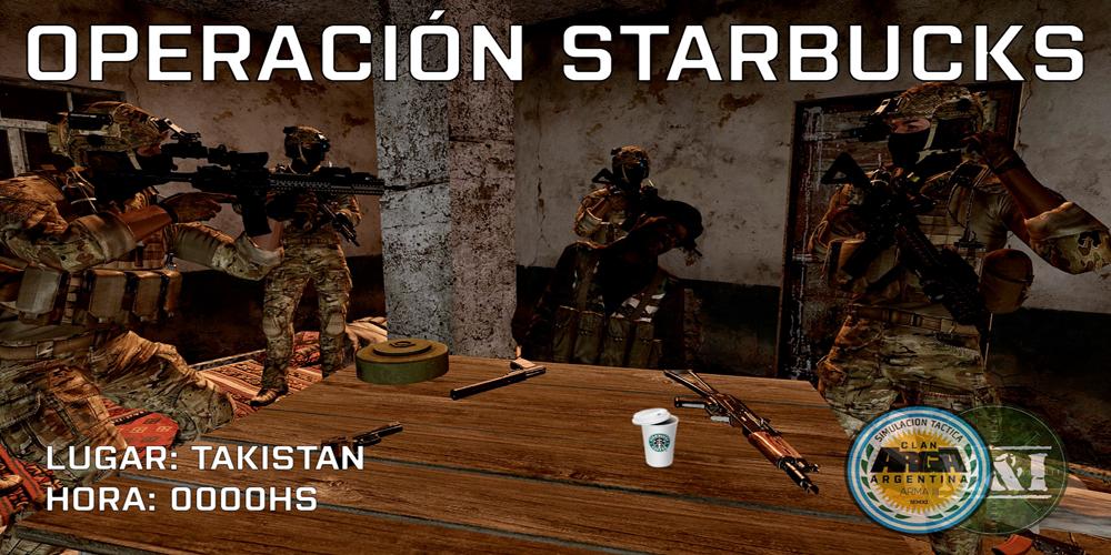 [Briefing] Starbucks – Mision No Oficial