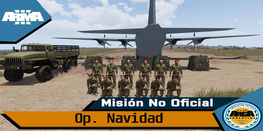 [Briefing] Op. Navidad – Mision No Oficial