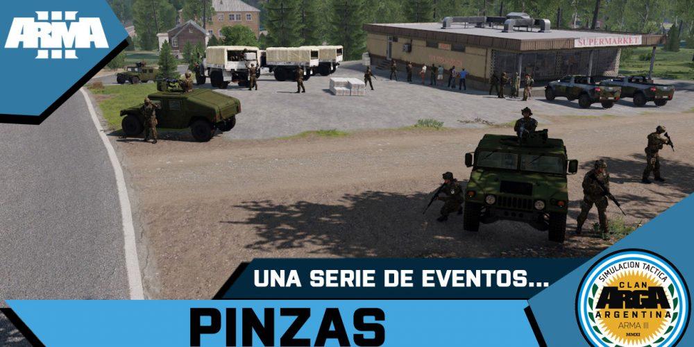 [Briefing] Campaña USDE Pinzas – Mision Oficial
